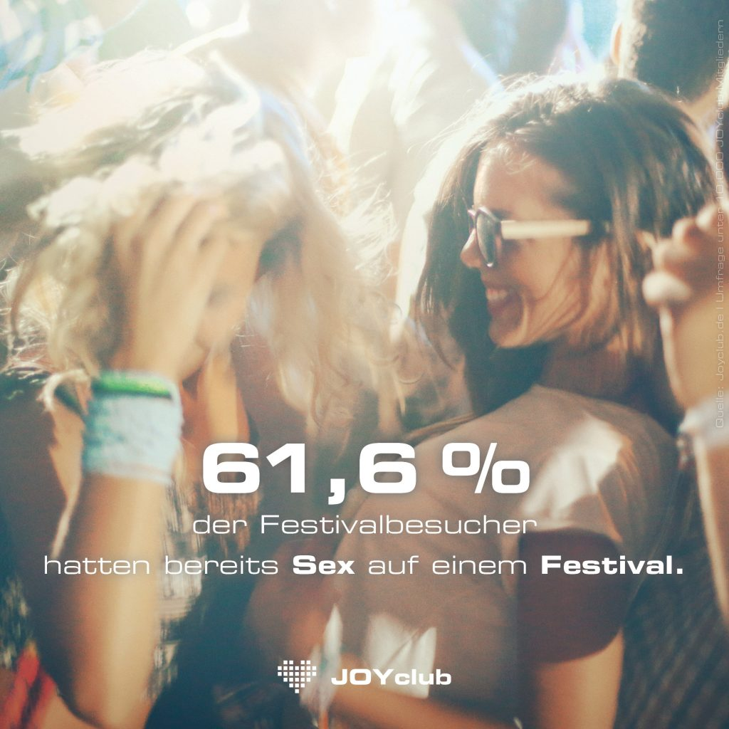 Sex auf Festival